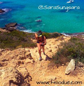 @SaraSungsara, corredora de motaña