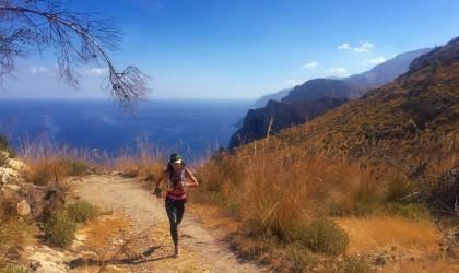 @SaraSungsara, corredora de montaña