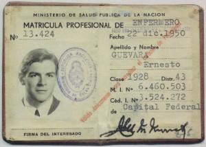 Che Guevara enfermero