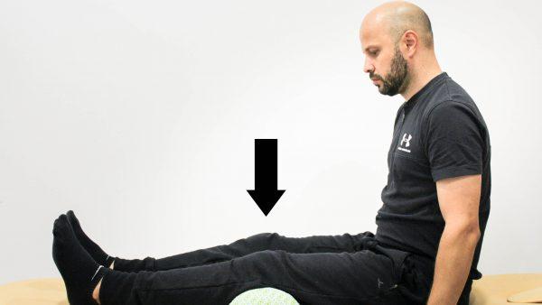 ejercicio para rotura del tendón de aquiles
