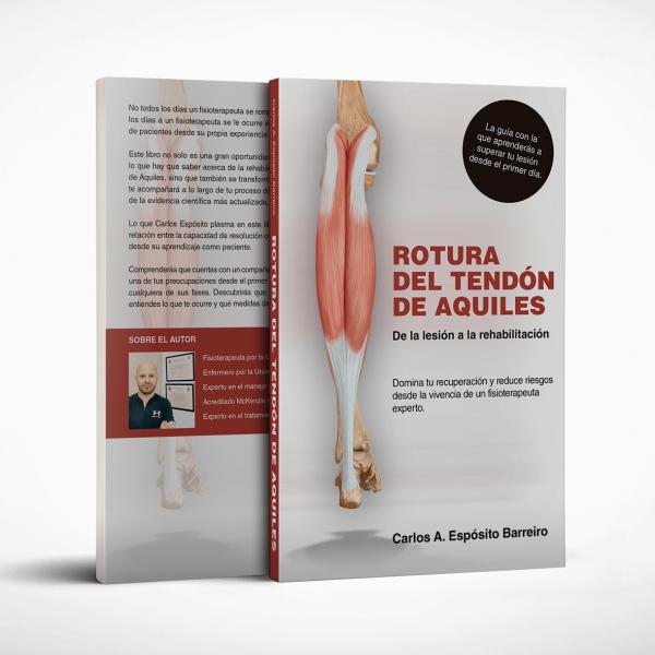 ebook Rotura del tendón de Aquiles